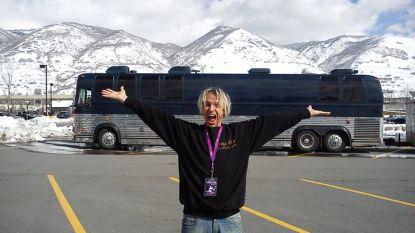 """Maurice Engelen (60) weer thuis na Amerikaanse tour door 23 staten: """"Zó afmattend: ik ben 5 kilo kwijt"""""""