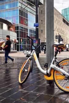 Honderden fietsen van failliet oBike krijgen nieuw leven in Afghanistan