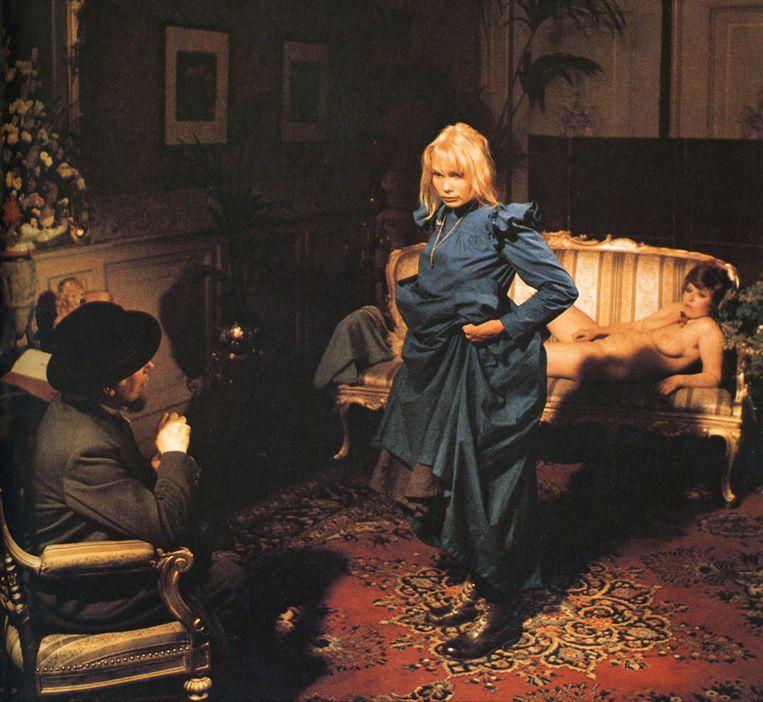 Prostitutie in Nederlandse films & series: Monique van de Ven in de film Keetje Tippel (1975) Beeld