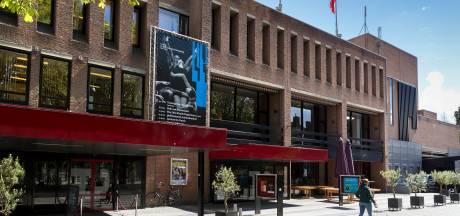 Plan voor een nieuw Theater op de Parade, met een tweede zaal, mag door