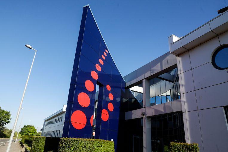 Het hoofdkwartier van Brussels Airlines Beeld BELGA