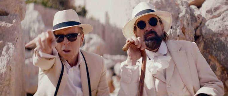 The Obscure Life of the Grand Duke of Corsica is een prettig vervreemde film. Beeld