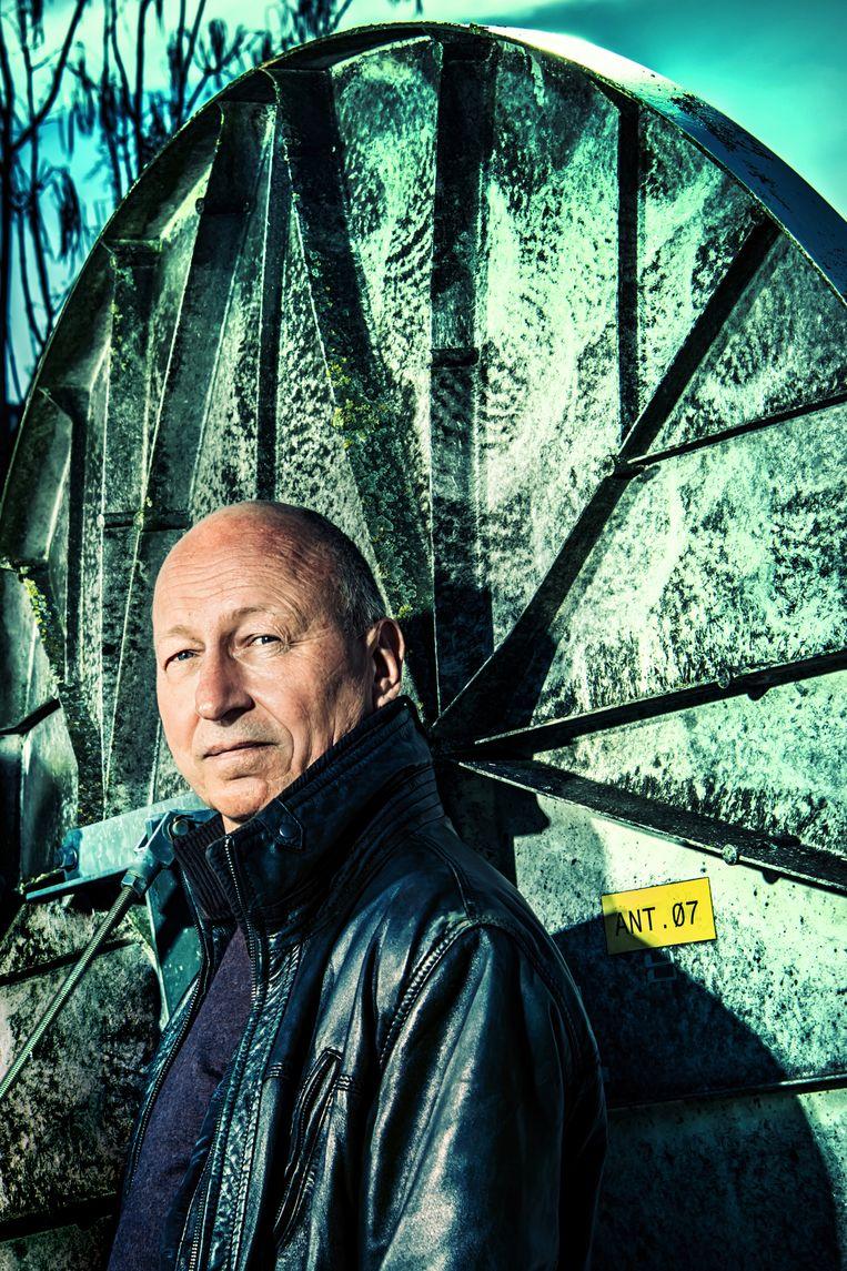 Stefan Blommaert.  Beeld Geert Van de Velde