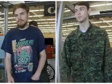 Lichamen gevonden van Canadese tieners die verdacht worden van drievoudige moord