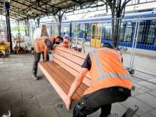 Stations Goor en Hengelo Oost zijn voorzien, nu krijgen Hengelo en Oldenzaal nieuwe aankleding