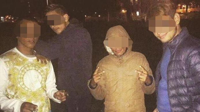 Les jeunes criminels ont la vingtaine