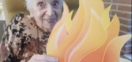 Personeel en bewoners WZC Avondvrede maken filmpje 'voor alle mensen die we momenteel niet kunnen zien'
