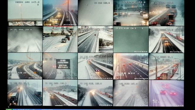 Tramverkeer Den Haag ondervindt veel hinder van sneeuw