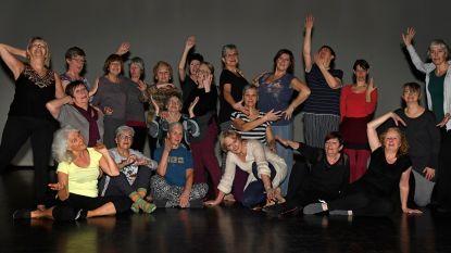 Dansen voor vrouwen boven de vijftig: 'Dochters van Eva' groeit uit tot succesverhaal