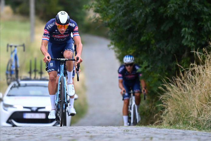 Mathieu Van der Poel découvrira les Strade Bianche et sera l'un des hommes à suivre.