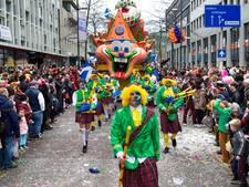 Geslaagde carnaval in Eindje