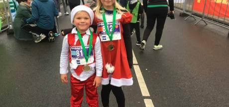 Keniaan Elvis Tabarach winnaar sfeervolle Kerstloop Dronten