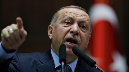 """Terugtrekking VS uit Syrië loopt verre van gesmeerd. Erdogan: """"Turkije zal nooit instemmen met compromis dat Koerdische rebellen beschermt"""""""