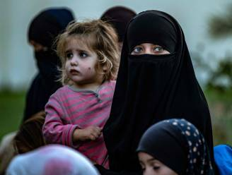 Belgische IS-vrouwen in Syrië spoorloos