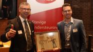 Franky Van Hee geeft na 11 jaar voorzittersfakkel Unizo door aan Wim Adriaenssens