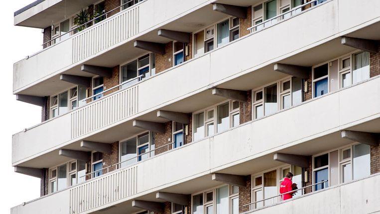 'Sociale huurwoningen worden massaal geweigerd' Beeld anp
