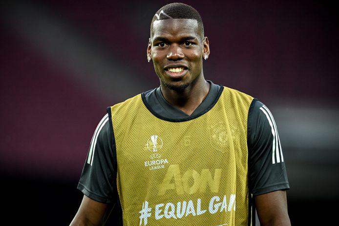 Paul Pogba, de man van 105 miljoen euro.
