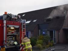 Wasdroger vliegt in brand in woning Braamt: veel rook, geen gewonden
