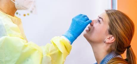 KAART   Daling aantal coronagevallen zet niet door, Zeewolde noteert meeste besmettingen