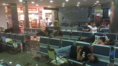 Belgen zitten veertien uur lang vast op luchthaven van Zadar nadat Ryanairvlucht gecanceld wordt