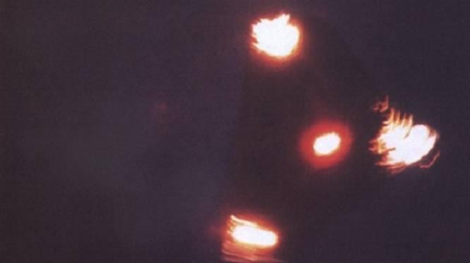 Beroemde foto van ufo in Petit-Rechain is vervalsing