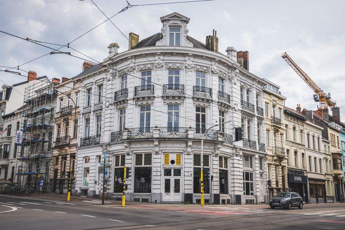 Club Renaissance in Gent, vroegere De Rotonde