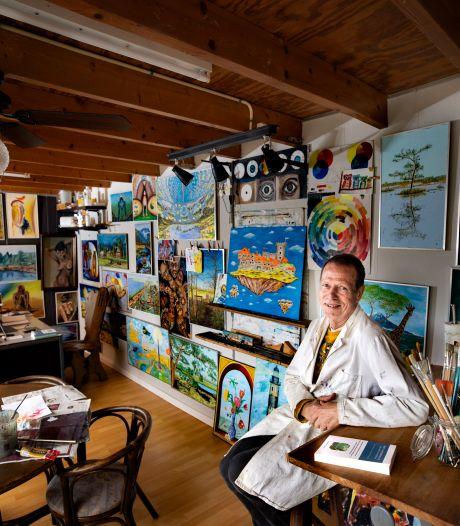 Laurens van Lieshout uit Mierlo is een man met een boodschap, geschreven en geschilderd