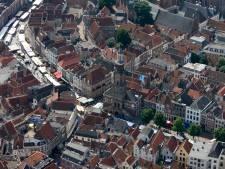 Zutphen heeft nauwelijks zicht op staat van monumentale panden in de binnenstad