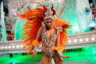 fotoreeks over Zo ziet het carnaval in Rio eruit