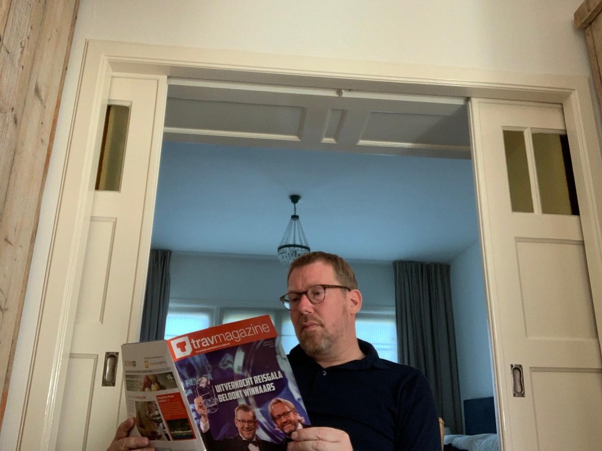 Erik Jan Reuver leest vakblad: Travelmagazine.