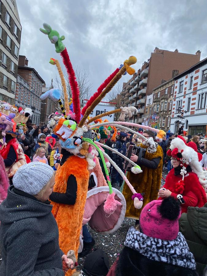 Le Carnaval à Charleroi, c'est toute une histoire