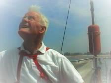 De kapitein op de verffabriek wilde maar op één plek zijn: in het graf bij zijn overleden zoontje
