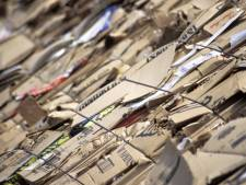 Avri tornt dit jaar nog niet aan ophalen oud papier door verenigingen