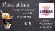 Wijkwerking Altena serveert haar befaamde 'Pasta al tena'