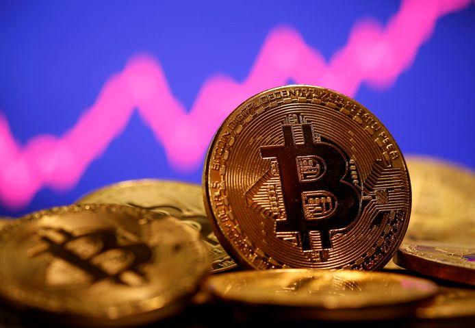 Ter illustratie: de bitcoin is de eerste, grootste en meest bekende cryptomunt.