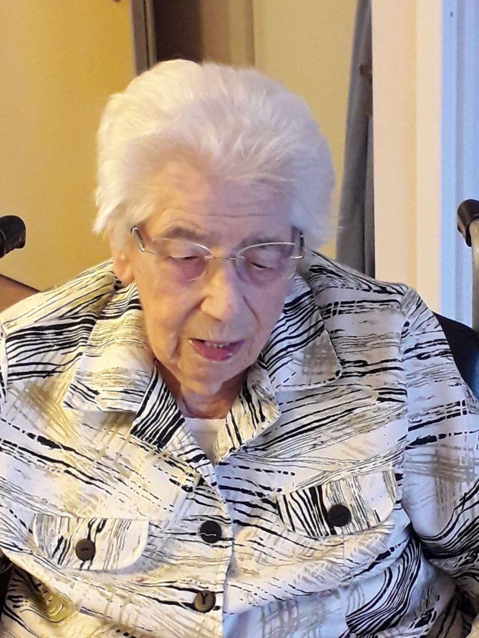 Bertha van Eerdt
