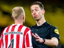Christiaan Bax stopt als scheidsrechter in betaald voetbal: 'Niet meer te combineren met mijn studie'