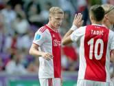 Ajax sluit trainingskamp in VS af met zege op São Paulo