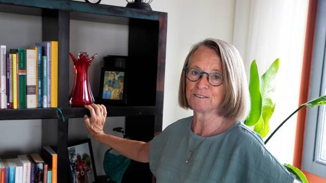 'Mijn moeder vertelde aan iedereen dat ze deze vaas van Herman had gekregen'