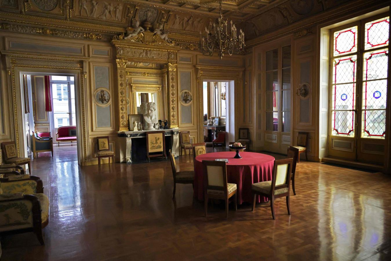 L'intérieur du Palais Vivienne