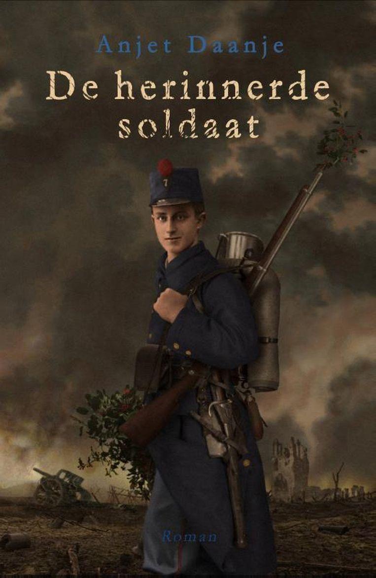 De herinnerde soldaat van Anjet Daanje  kosteloos Beeld -