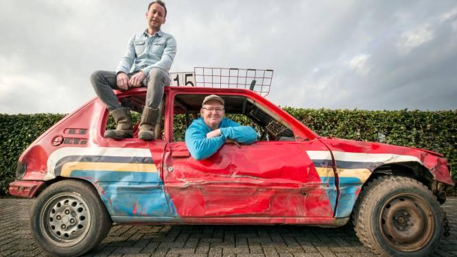 Bart Hendrickx geniet al jaren van de adrenaline van de Alphense cross: 'Dat gaat nooit meer over'