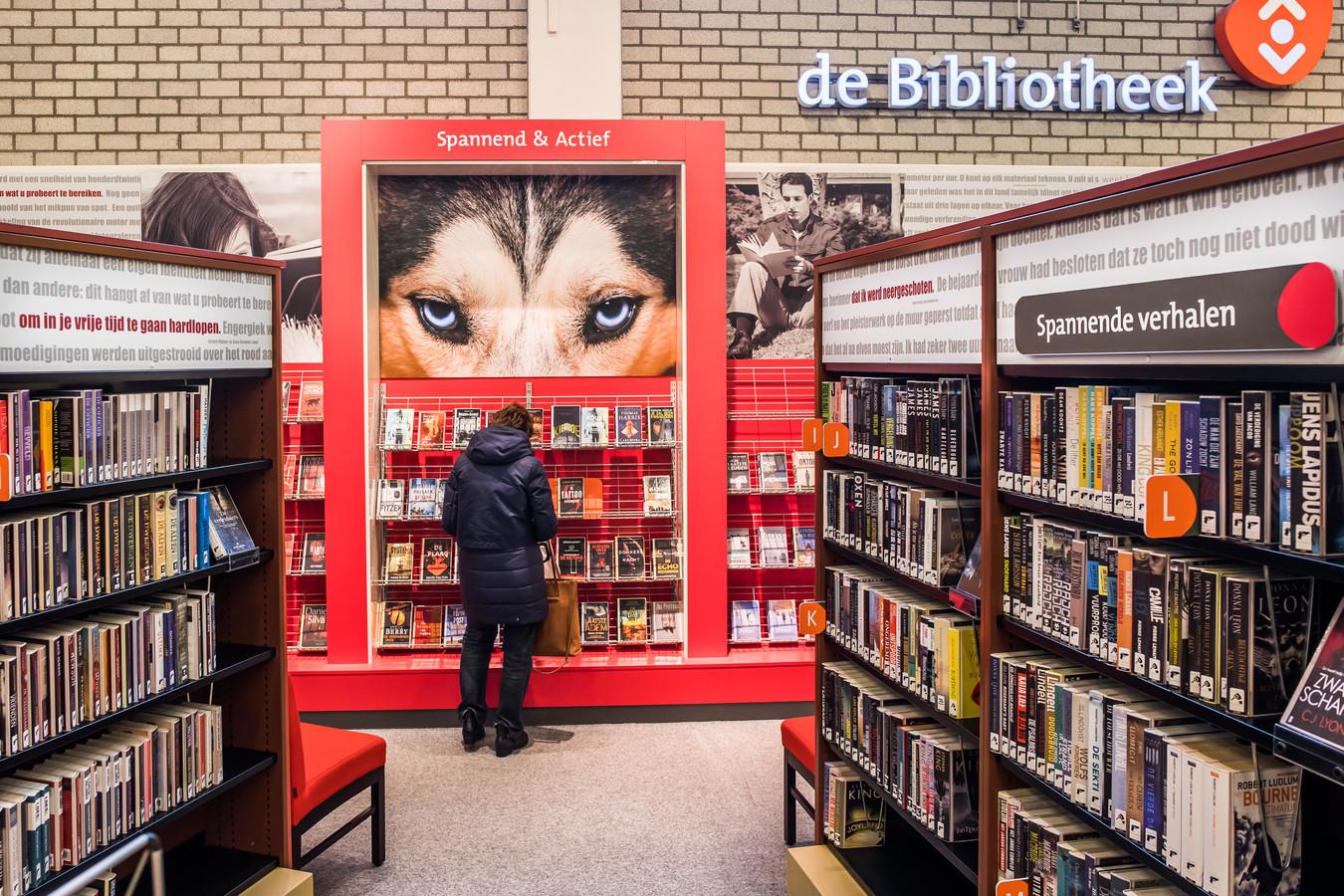 De Bibliotheek in Velp.