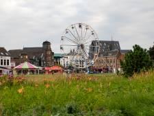 Tóch een klein beetje kermis in Helmond