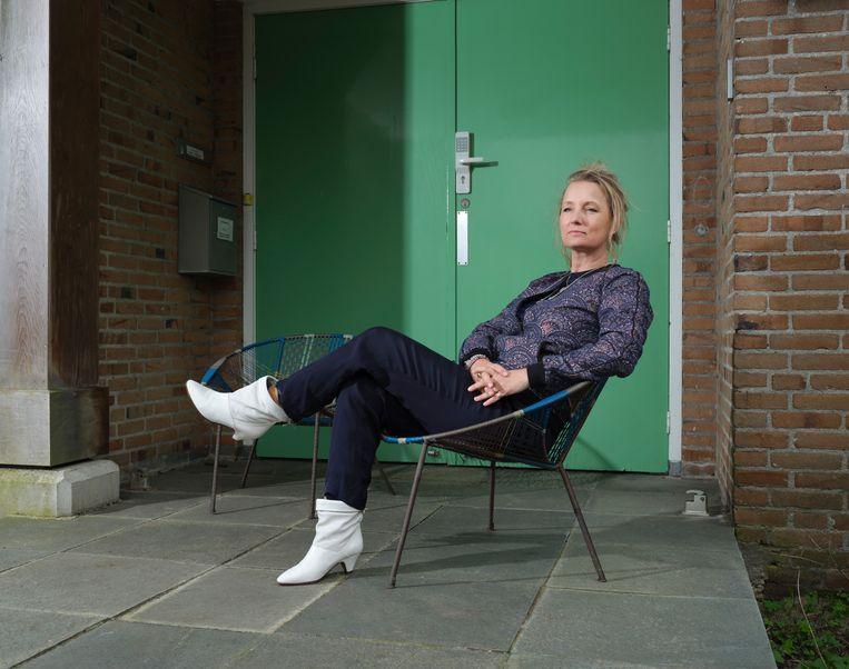 Silvia Bromet. Beeld Erik Smits
