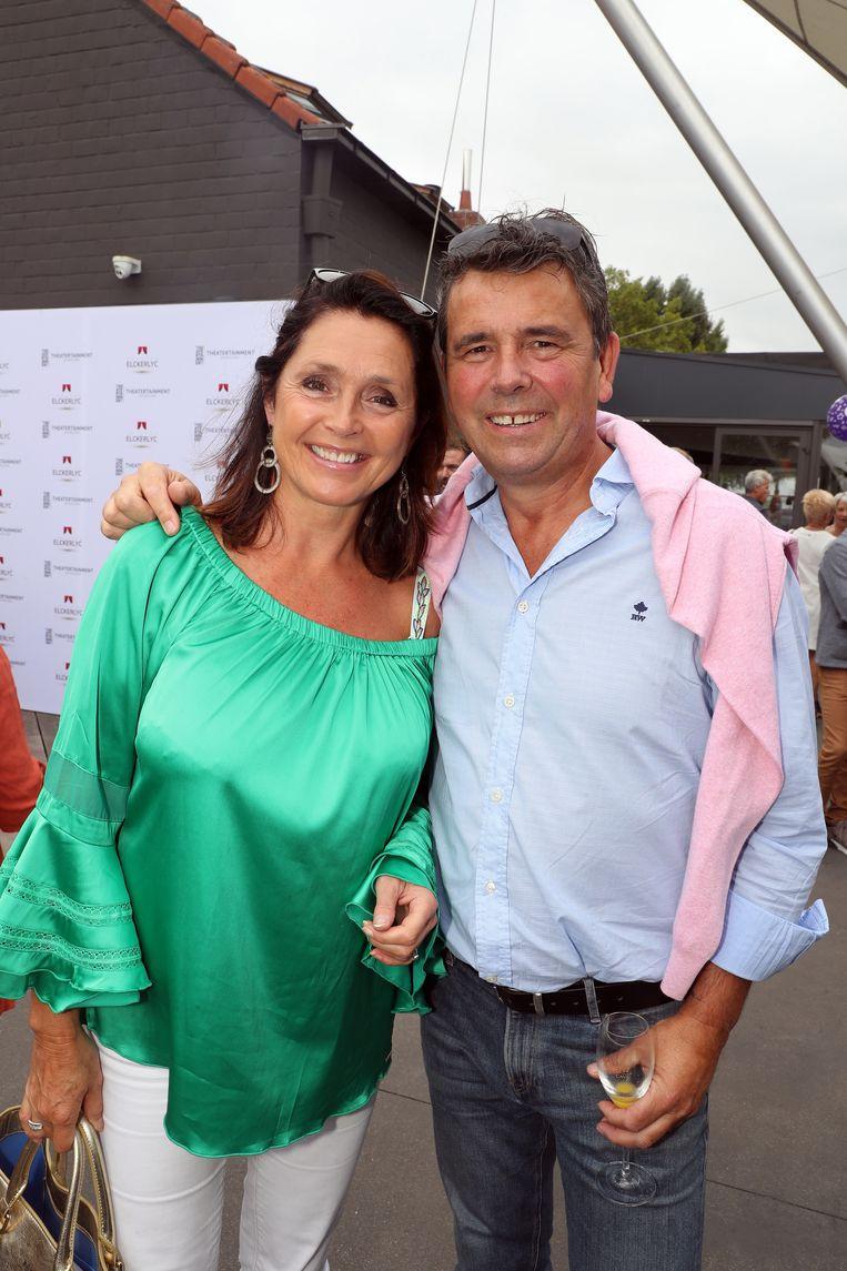 Wendy Van Wanten en Frans