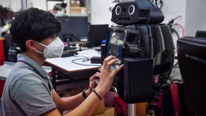 """Thailand zet """"ninja robots"""" in tegen strijd coronavirus"""