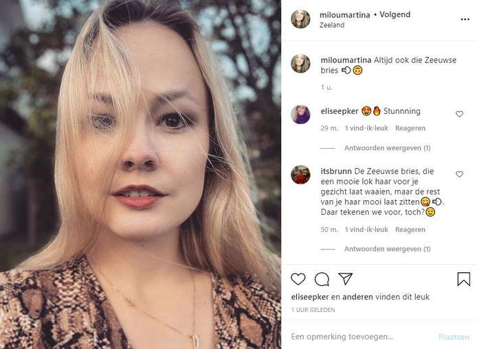 Instagram/Milou Martina