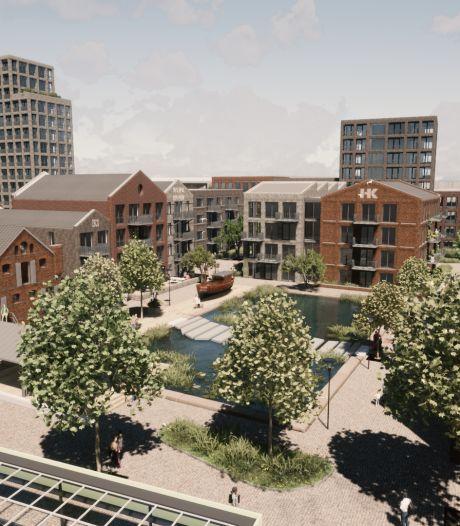 Hoe rommelige Gedempte Haven verandert in een levendige wijk met 170 woningen en horeca