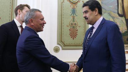 Rusland en Venezuela halen banden aan